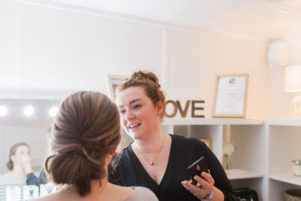 What to do before your bridal hair and makeup trial