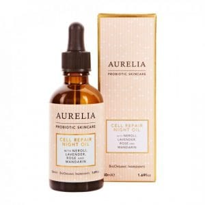 Bridal Skincare tips: What should I do three months before my wedding? Aurelia Cell Repair Night Oil