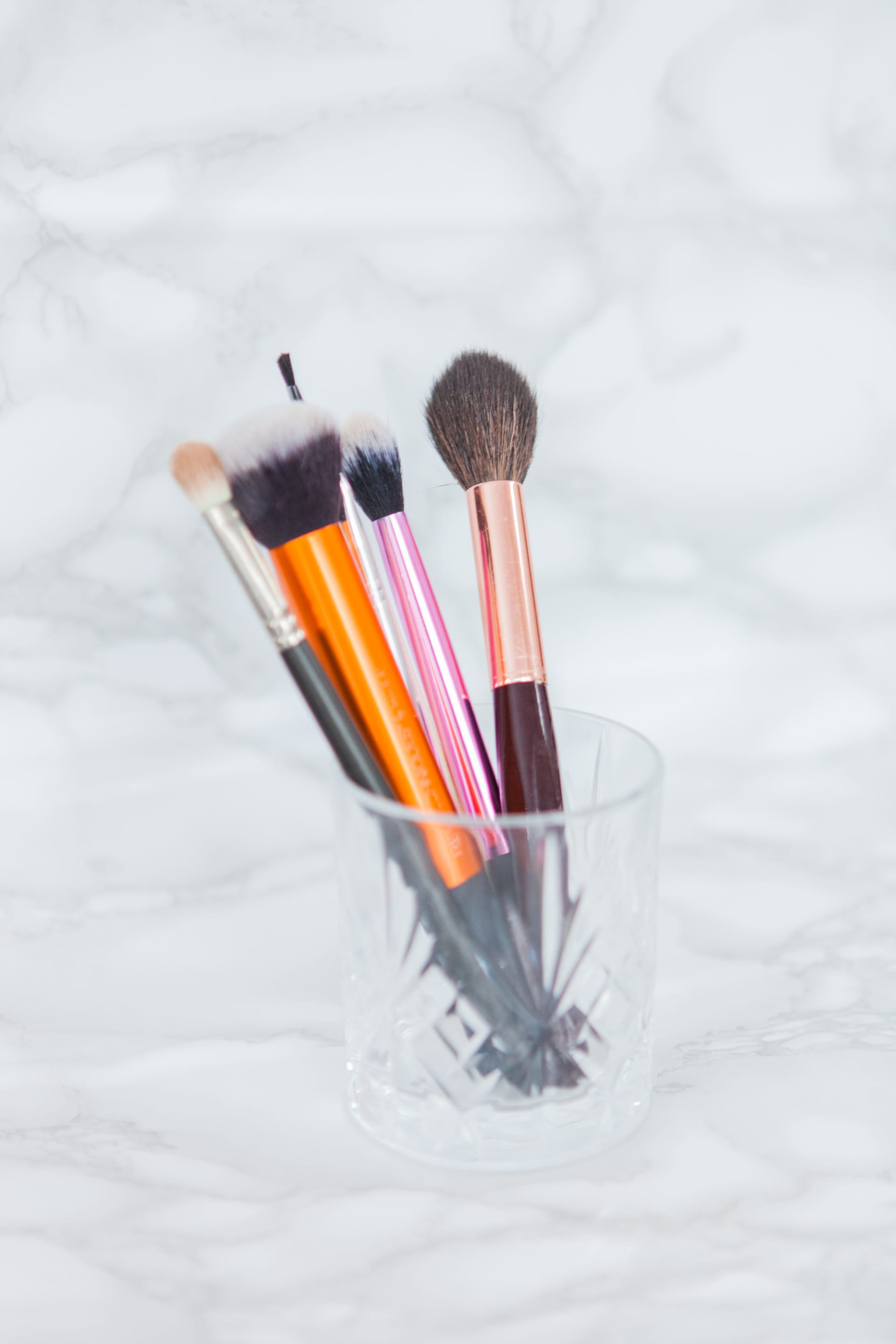 Six Best Makeup Brushes