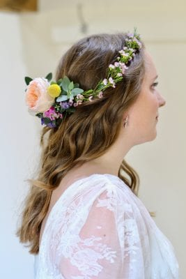 How to Choose a Wedding Hairstyle