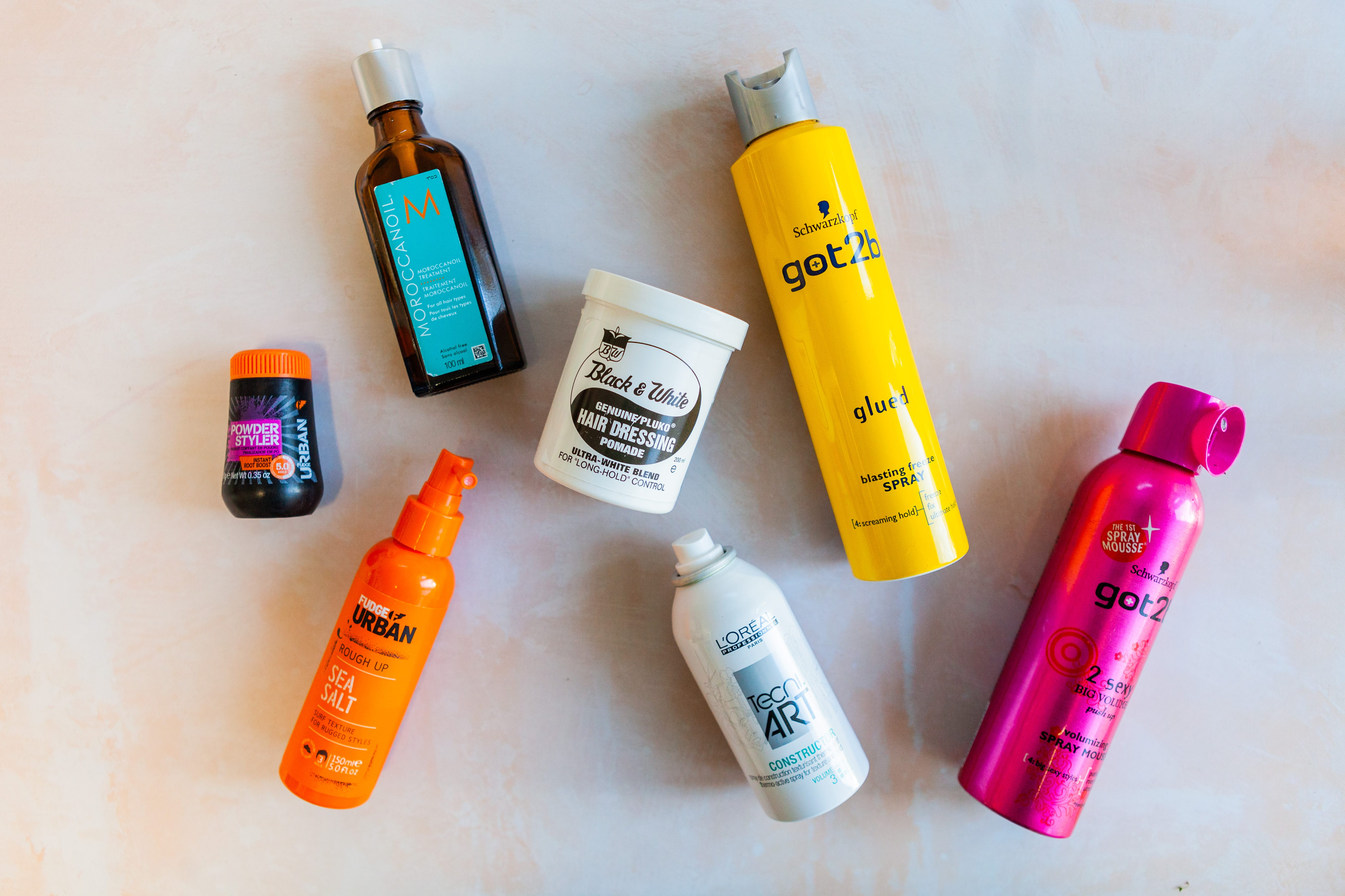 Five Favourite Products for Wedding Hairstyling - Oxfordshire Bridal Hairstylist